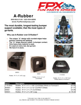 A-Rubber