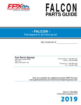 Falcon Parts guide – 2019