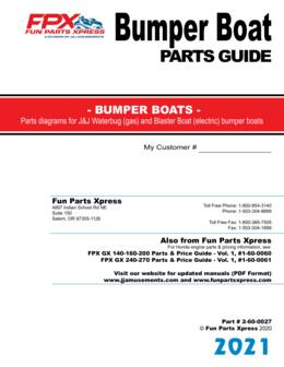 Bumper Boat Parts Guide 2021